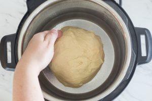dough proofing in Instant Pot
