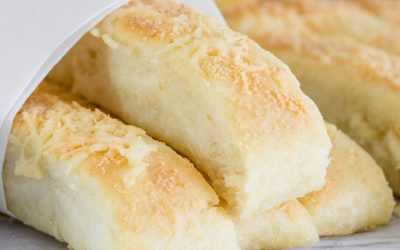 Fluffy Breadsticks and so Easy to Make
