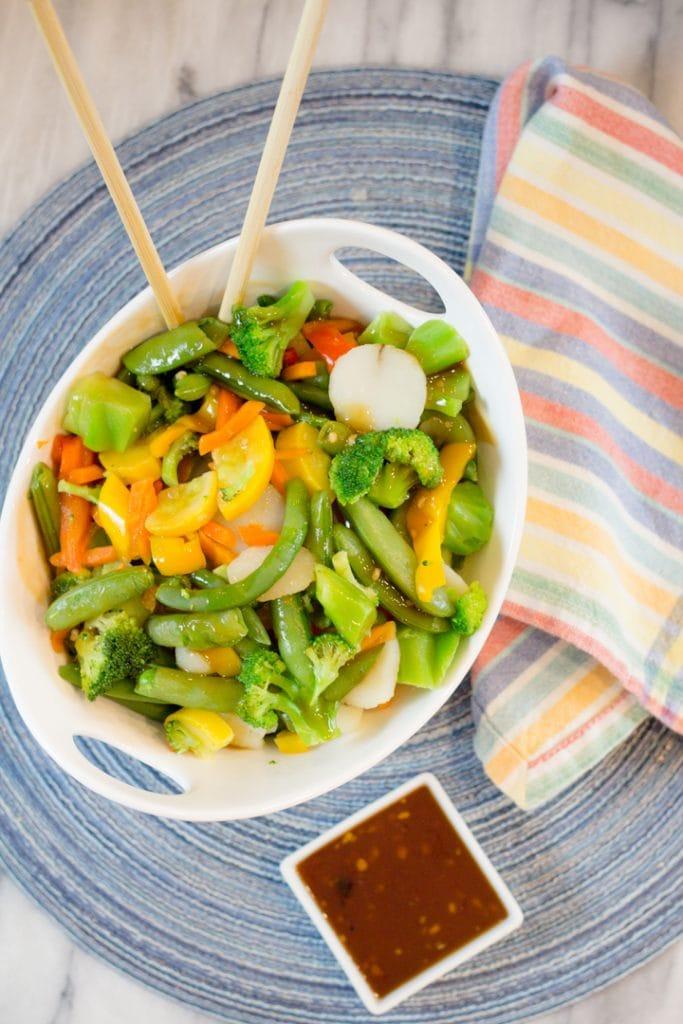 Teriyaki Vegetables