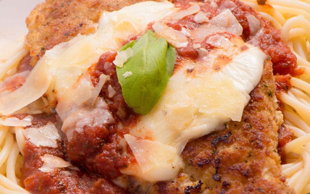 How to make Easy Chicken Parmesan Recipe