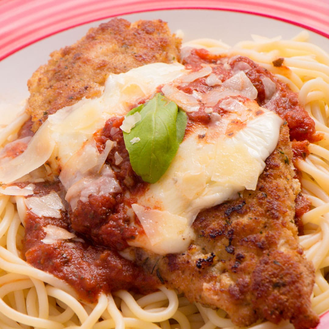 How to make Easy Chicken Parmesan