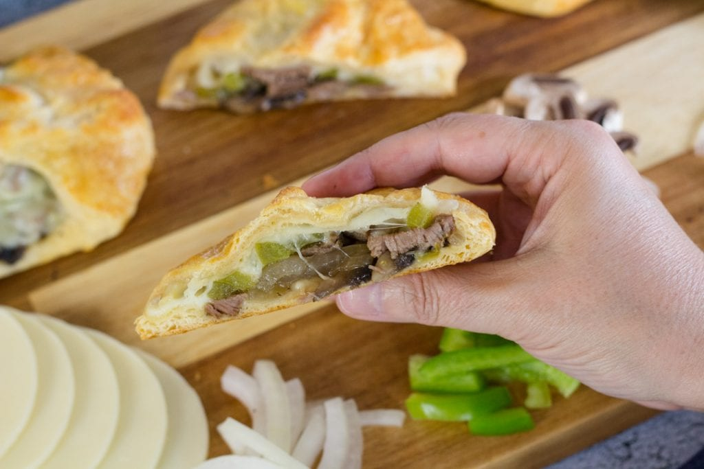 Easy Philly Cheesesteak