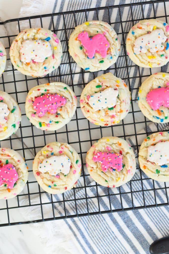 Circus Animal Cookies