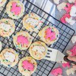 Circus Animal Sugar Cookies