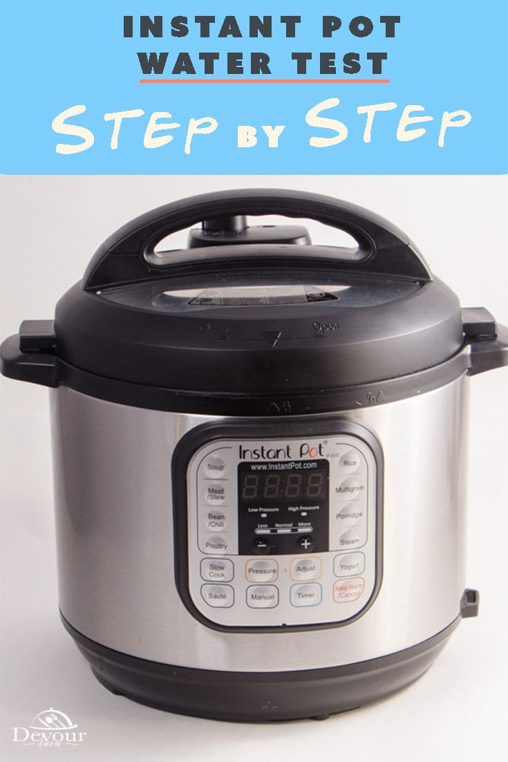 You are the proud owner of an Instant Pot Electric Pressure Cooker. It's time to unbox your new appliance and do a Water Test. Don't worry, I'm going to be right by your side with step by step instructions with all the details. While doing a Water Test is easy, it's the first big step in using your Electric Pressure Cooker and can very scary to take the step.#devourdinner #instantpot #instantpotwatertest #watertest #pressurecooking #pressurecooker #devourpower #electricpressurecooker