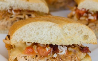 The BEST Pulled Chicken Sandwich you ever Tasted