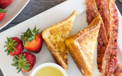 How to make Strawberry Stuffed French Toast made Easy