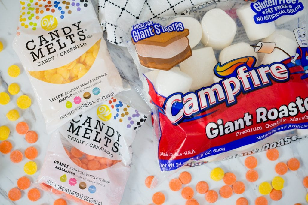 Ingredients Marshmallow Pops