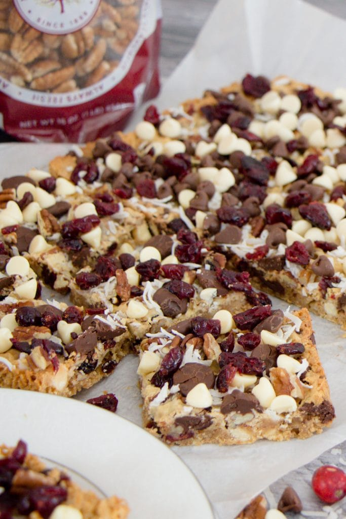 Christmas Magic Bars
