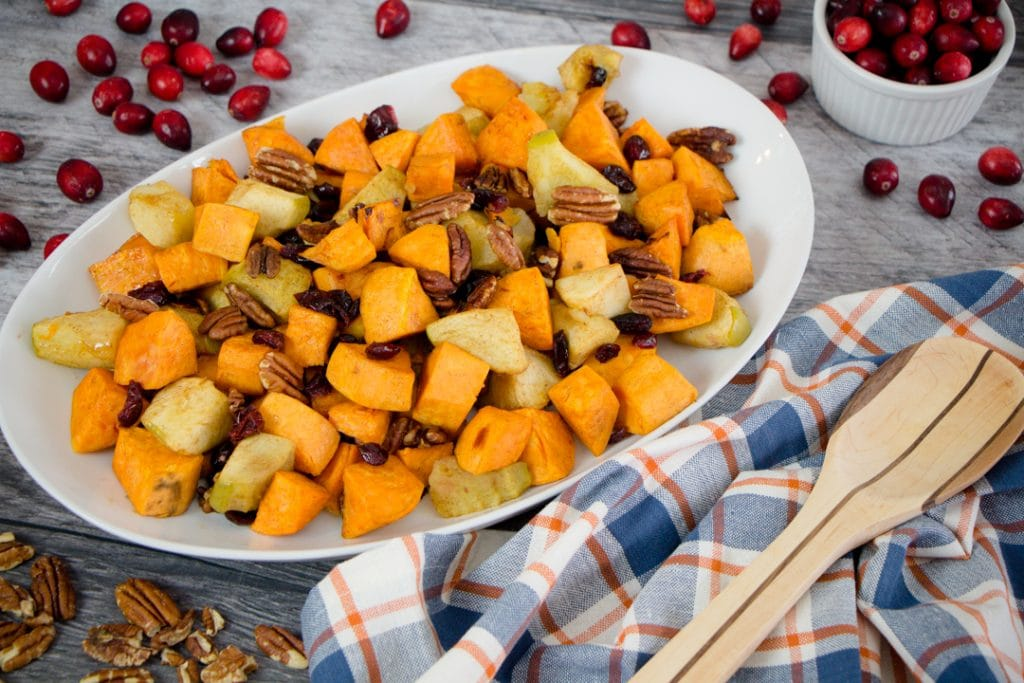 Sweet Potato and Apples