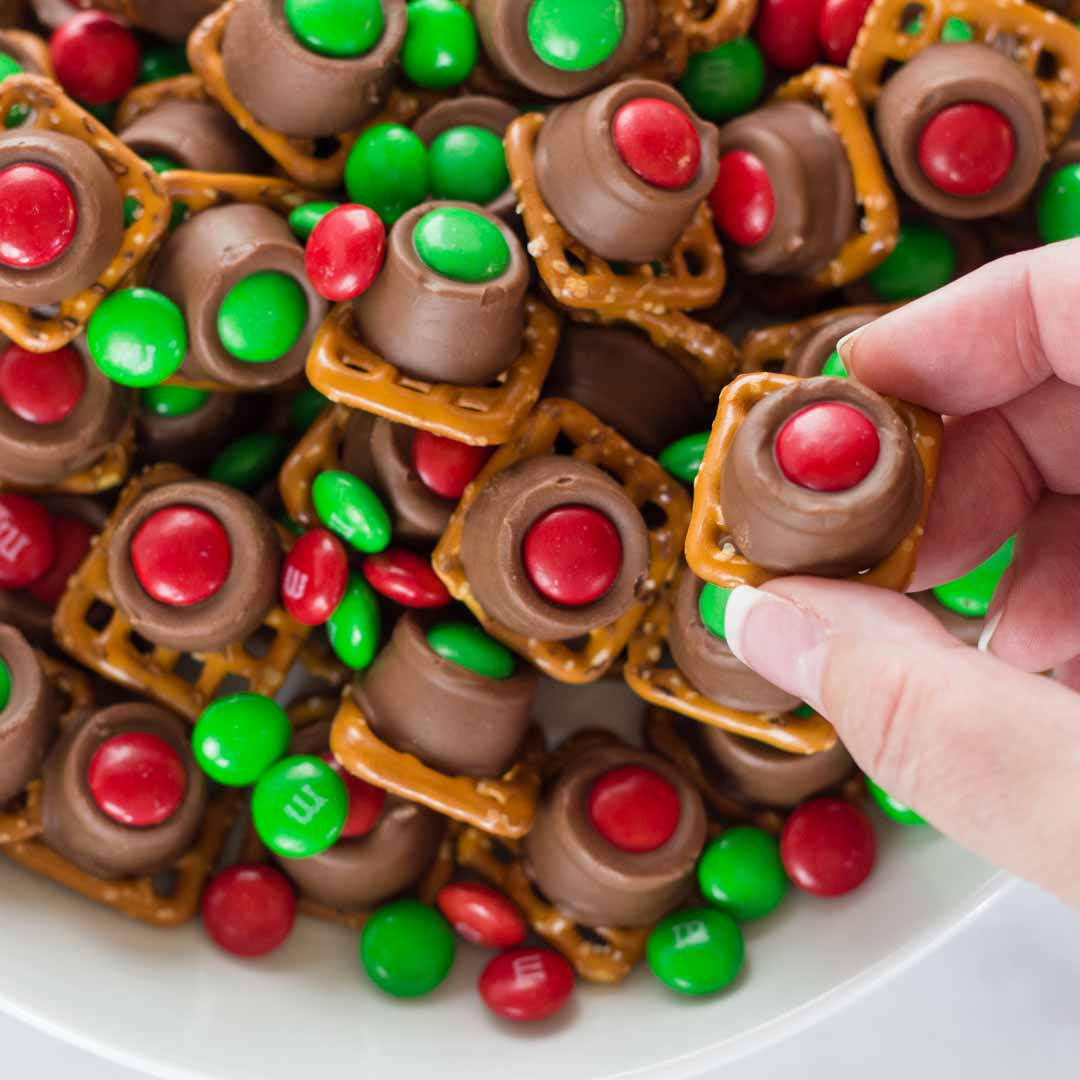 How to make Rolo Pretzels for any Occassion