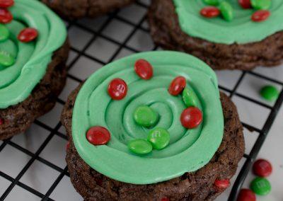 Holiday Brownie Cookie