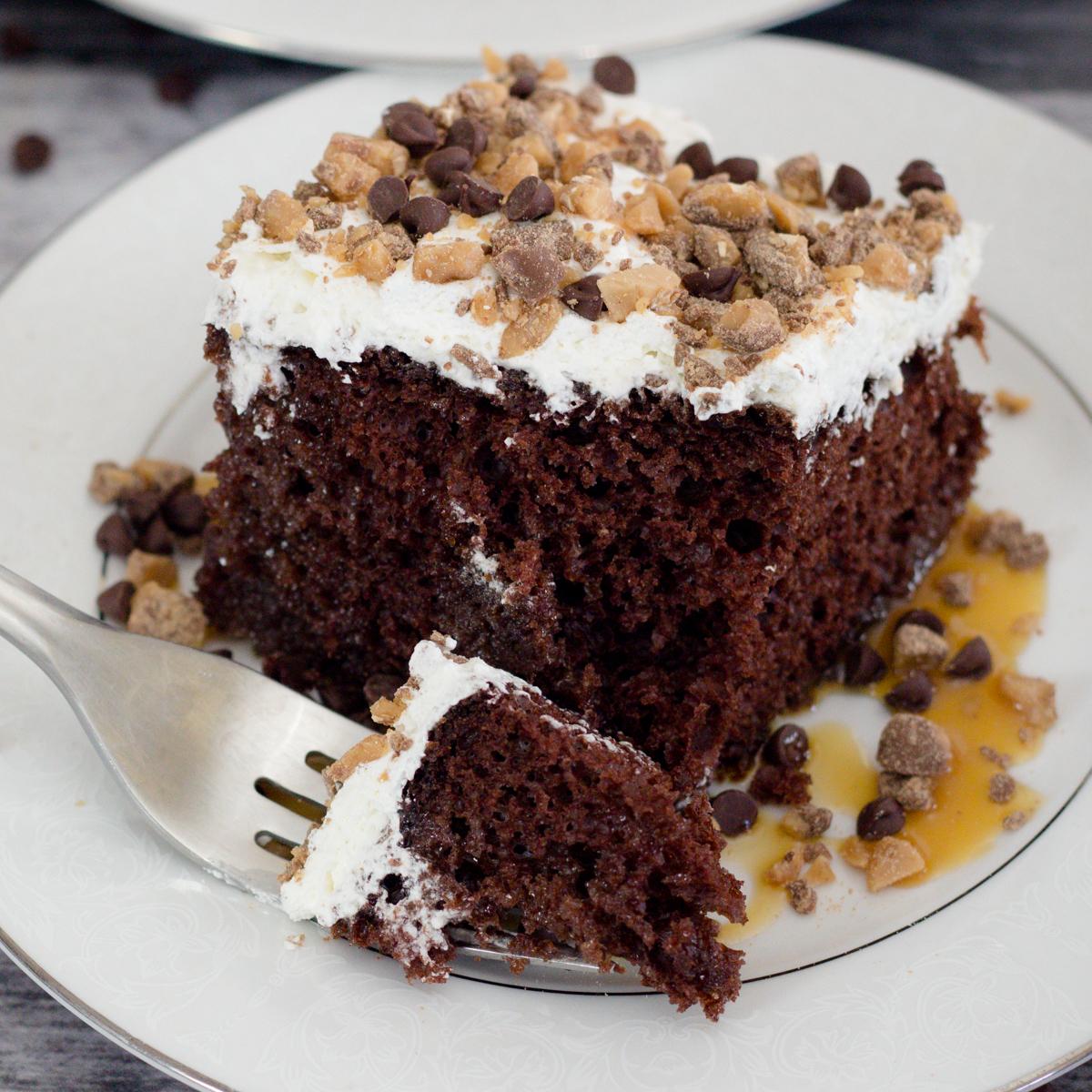Delicious Better Than Sex Cake