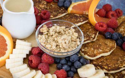 How to make a Pancake Charcuterie Board