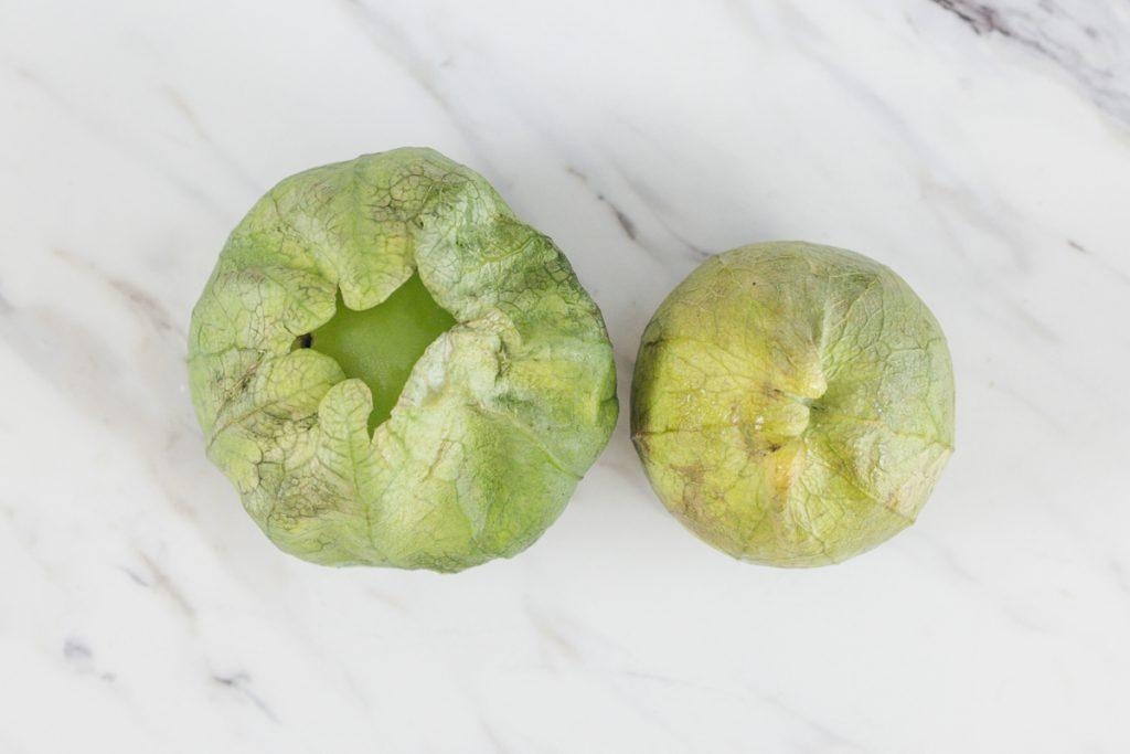 Tomatillo in husks