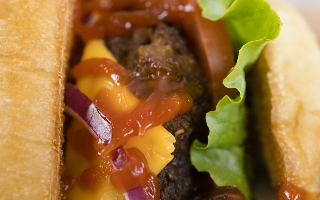 Perfect Air Fryer Burger