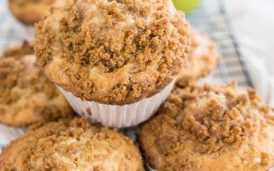 Scrumptious Apple Cinnamon Muffins