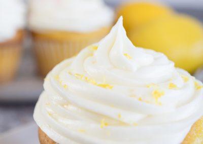Zesty Lemon Cream Cheese Frosting