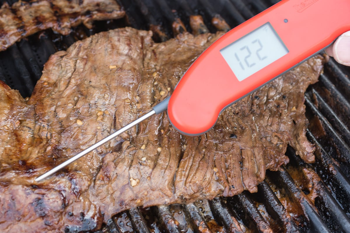 Thermoworks Thermopen with beef