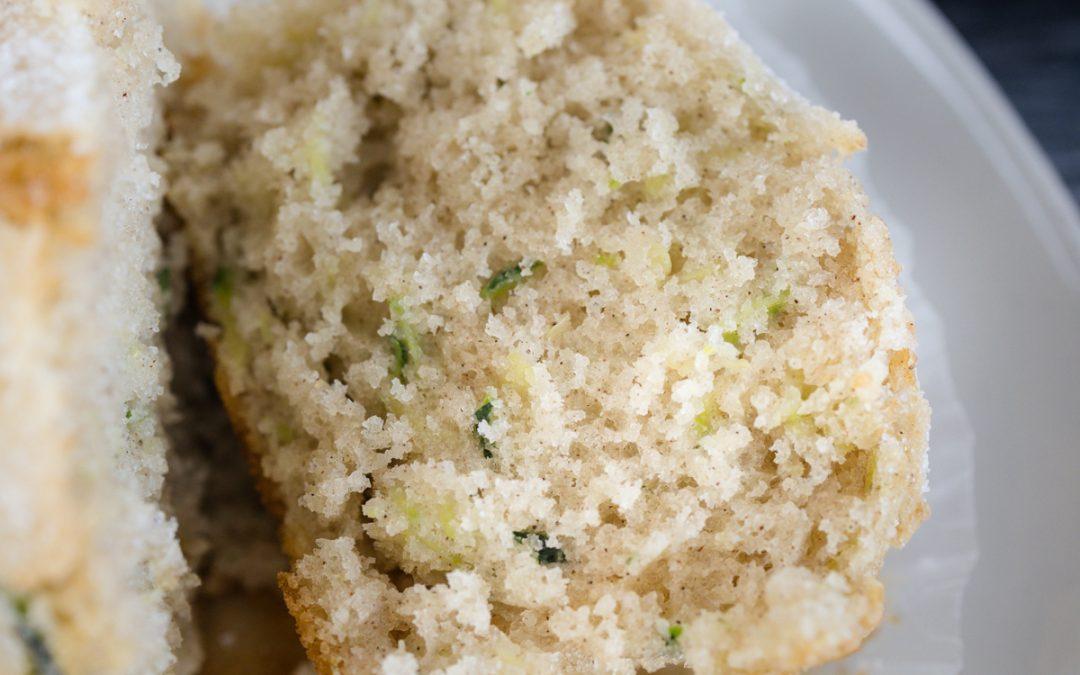 Summer Zucchini Muffins