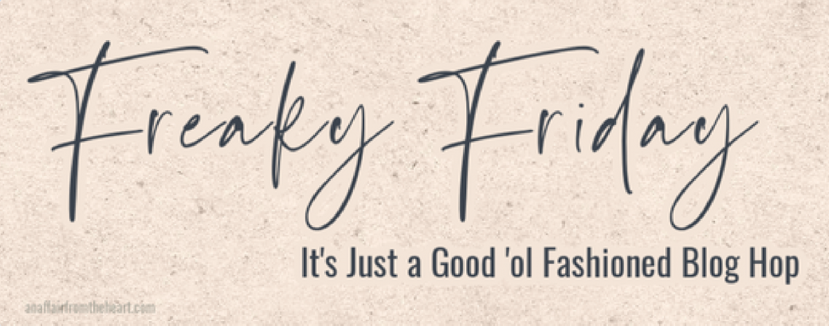 Freaky Friday Blog Hob