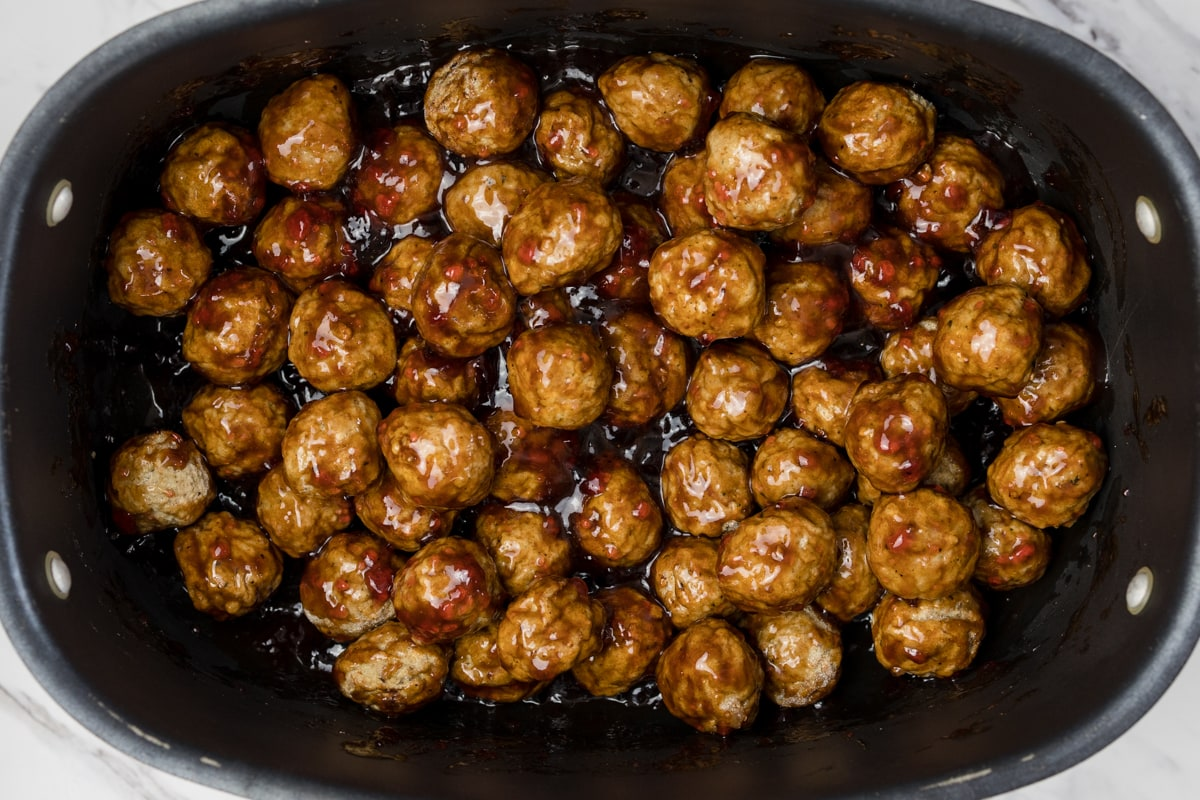Grape Jelly Meat ball Recipe