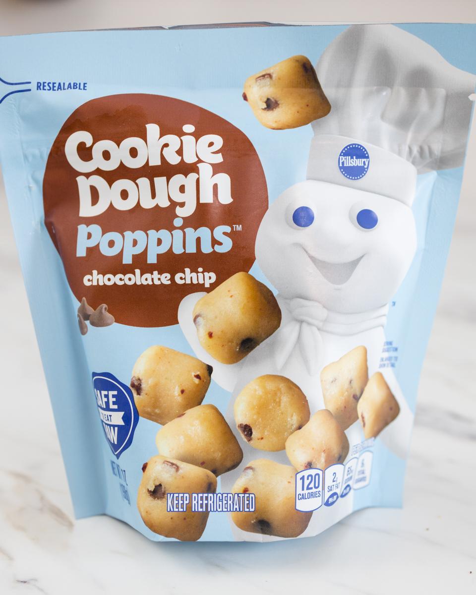 Pillsbury Cookie Dough Poppins