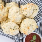 Drop Biscuit Recipe with Cheese