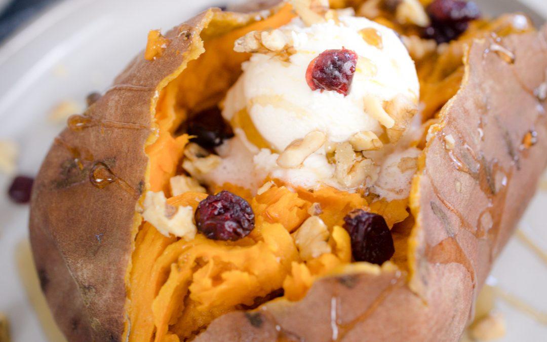 Delicious Instant Pot Sweet Potato Recipe