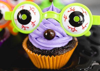 Halloween Cupcakes #halloweentreatsweek